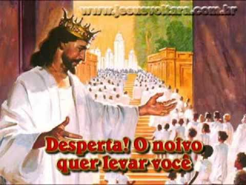 Michelle Nascimento   Desperta playback