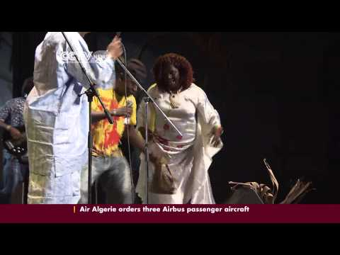 Cameroon hosts Africa's stars at 4 day music festival