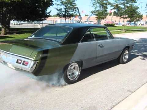 72 dodge dart swinger № 143709