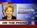 Landrieu On Hurricane Responsiveness