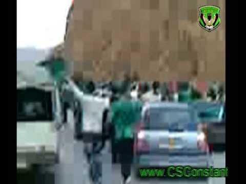 USB-CSC : Déplacement des Sanafirs à Biskra