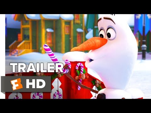 Olaf Frozen Adventure - trailer