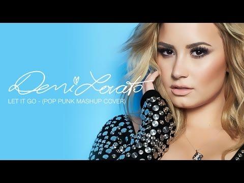 Demi Lovato - Let It Go (Rock Version)
