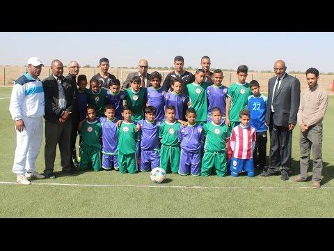 """""""فيديو"""" وفاق تنجداد لكرة القدم ينجح في تنظيم الدوري الجهوي للبراعم """"شهادات"""""""