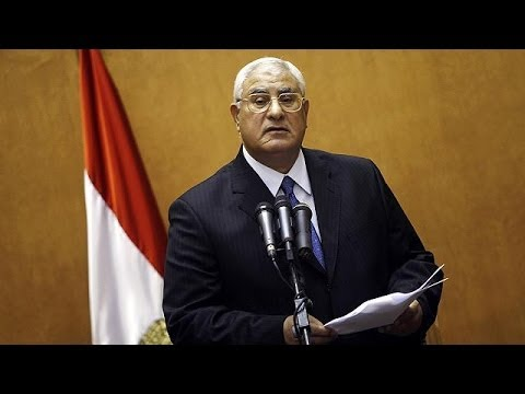 Egyptian presidential elections brought forward