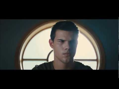 Taylor Lautner Doing Stunts For Abduction Movie 2011