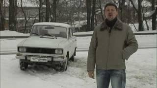 Тест-драйв Москвич 2140