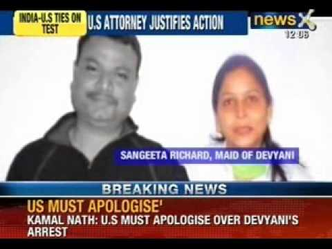 NewsX: US Attorney Preet Bharara defends action against Devyani khobragade