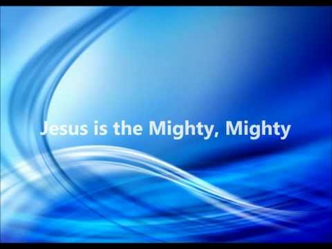 Colin Buchanan - Jesus Is The Mighty, Mighty King - W Lyrics