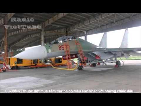 Việt Nam đứng đầu ASEAN về số lượng tiêm kích hạng nặng