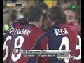 Gianfranco Zola goal Cagliari Juventus 1-1 commento caressa