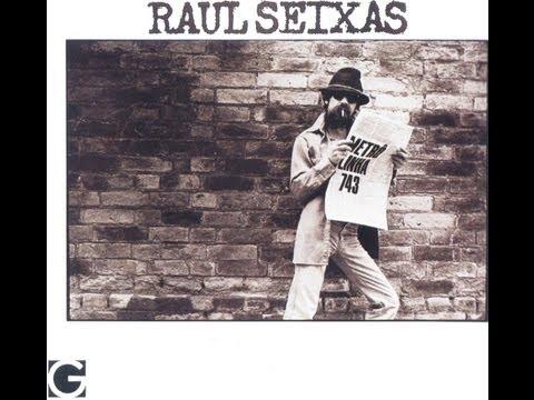Raul Seixas - Metrô linha 743 - 1984 (álbum completo)