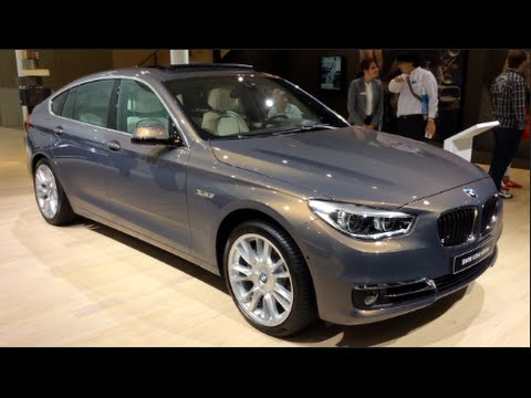 BMW 535d GT xDrive 2016 In detail review walkaround Interior Exterior