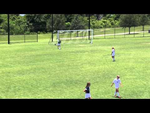 U14G - Davie United vs FKK Black - Florida State Cup Finals