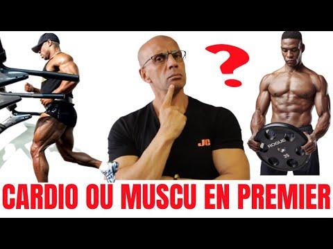 Cardio ou Musculation en premier ?