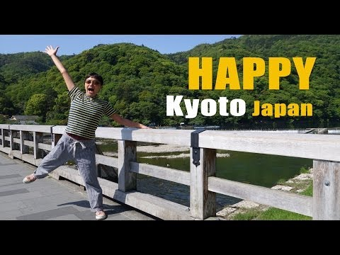 Happy Kyoto Japan - Pharrell Williams