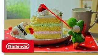 Poochy & Yoshi's Woolly World – Cake!