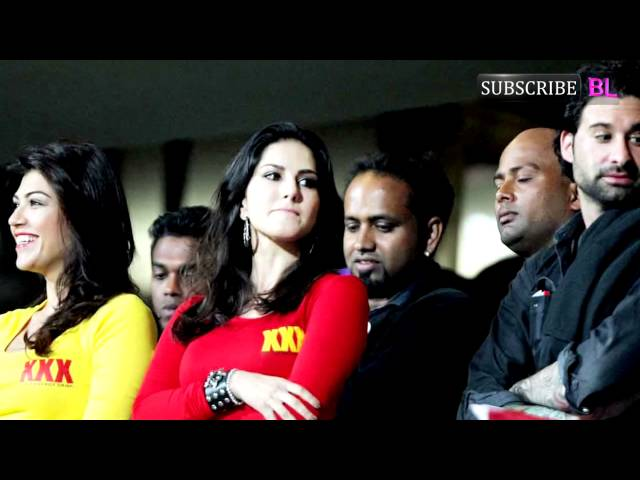 Sunny Leone Promotes XXX At The CCL
