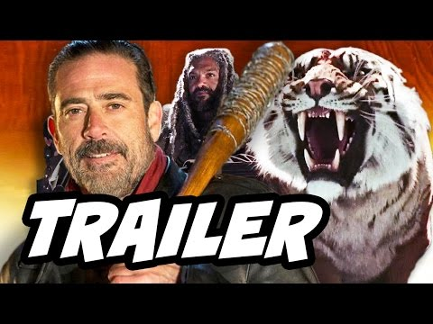Walking Dead Season 7 Episode 2 Trailer Breakdown
