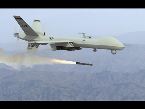 Drone Strikes Kill Numerous Civilians - Report