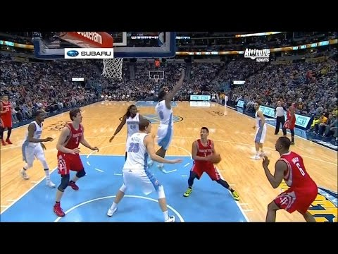 Lin ( 18 PTS ) + Rockets: Game 78 vs. Nuggets (4-9-2014)
