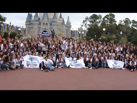 Todos en el Magic Kingdom! Febrero 2011!! Parte 4!!