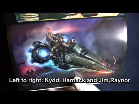 Книга о StarCraft II: история подростков, алкашей, морпехов и о том, как они стали Героями