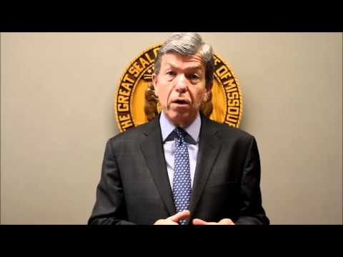 Happy Father's Day From Senator Roy Blunt 6/14/13