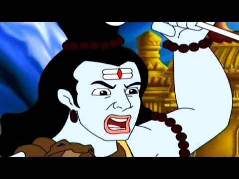 Bal Ganesh - Part 1 - Popular Animated Movie for Kids