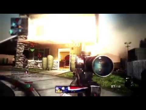 Black ops montage sniper | Trickshot and Killfeed | AeRo Clan