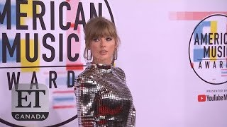Taylor Swift, Camila Cabello, Cardi B At The 2018 AMAs