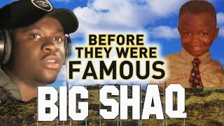 BIG SHAQ - Before They Were Famous - Mans Not Hot / The Ting Goes - Michael Dapaah
