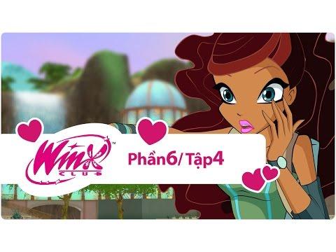 Winx Công chúa phép thuật - phần 6 tập 4 - [trọn bộ]