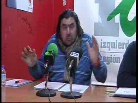 Radio Abarán - Rueda de prensa de IU (18-12-13)
