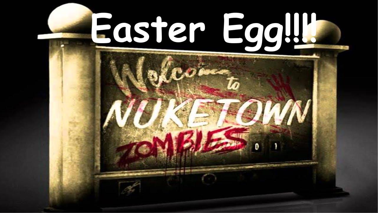 Nuketown 2025 Zombies Easter Egg - YouTube