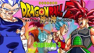 DRAGON BALL Z La Saga De Los Dioses Capitulo 3 Full HD