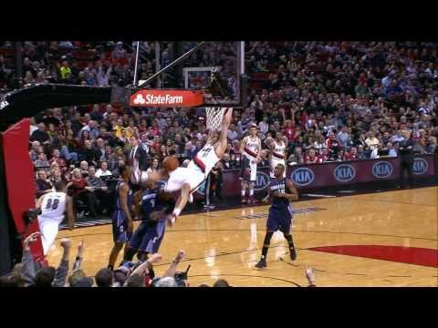 Portland Trail Blazers Top 10 Plays of the 2013 Season