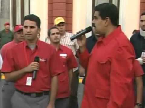 Nicolás Maduro: CNN saldrá de Venezuela a menos que rectifiquen