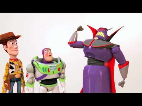 Toy Story 3 - 'Emperor Zurg' Destruction Trailer   HD