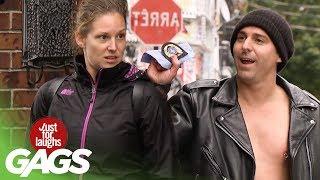 Skrytá kamera - Policajt