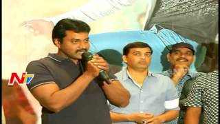 Hero Sunil Speech @ Krishnashtami Triple Platinum Disc