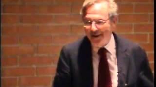 Lección inaugural del curso 2010-2011 en la Universidad de Navarra, a cargo de Rafael Moneo.
