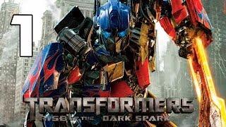 Transformers Rise Of The Dark Spark Walkthrough Parte 1
