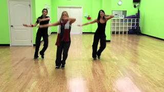 "ReFit Dance Fitness ""All I Want For Christmas"" Warm Up"