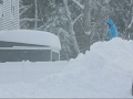 Storm Dumps Snow on Already Covered New England