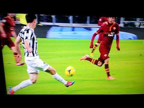 Juventus vs Roma 3-0 all goals sintesi sky HD
