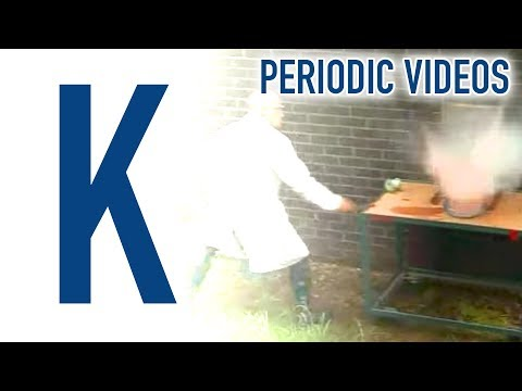 Potassium - Periodic Table of Videos