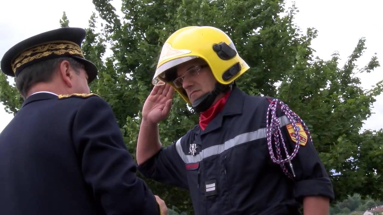 Journée nationale des sapeurs-pompiers à Pont à Mousson