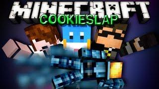Minecraft Minigames - COOKIE SLAP!! w/ Skydoesminecraft Deadlox and MinecraftUniverse!