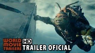 As Tartarugas Ninja Trailer Oficial Dublado #2 (Brasil
